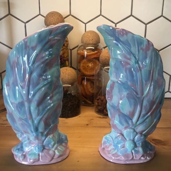 EUC Vintage Royal Haeger vases